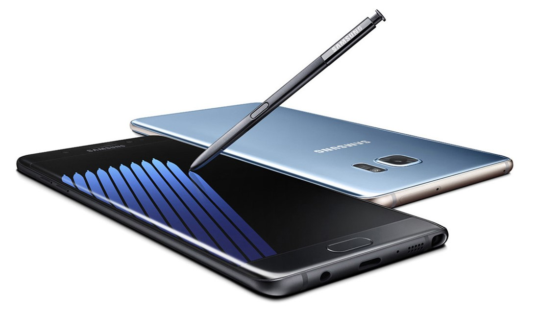 Display Samsung Galaxy Note7