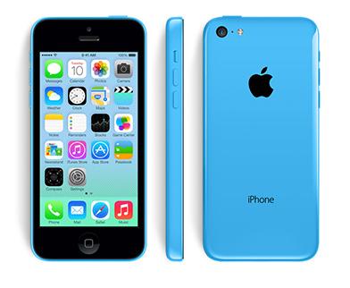 Design iPhone 5C