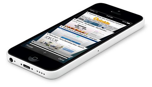 Wireless iPhone 5C