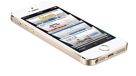 LTE iPhone 5S