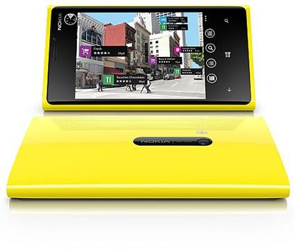 Nokia Lumia 920 Camera