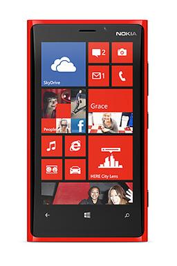 Ecran Nokia Lumia 920