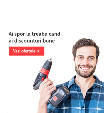 Ai spor la treaba cand ai discounturi bune