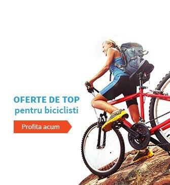 Oferte de top pentru biciclisti