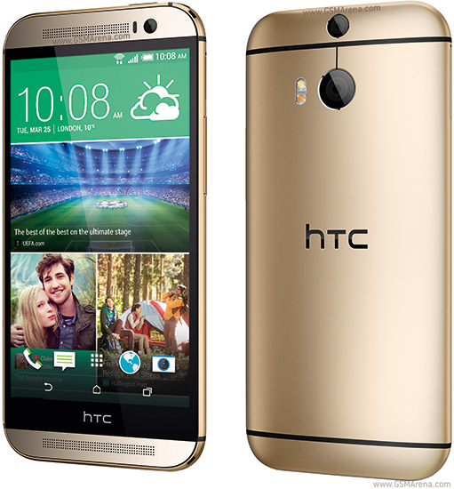 Design HTC One M8