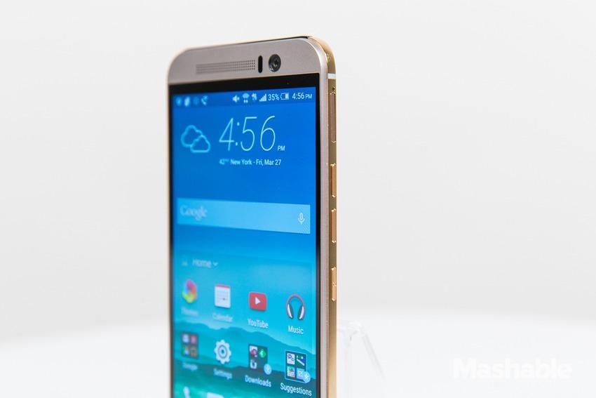 OS HTC One M9