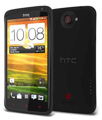 Design HTC One X Plus