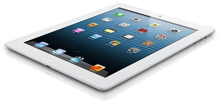 iPad 4 Procesor