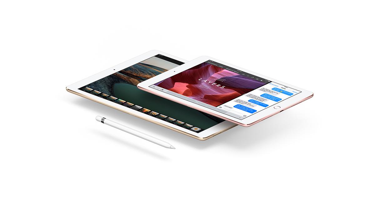 Design iPad Pro 9.7