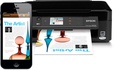 AirPrint iPhone 4S