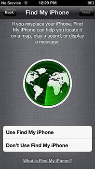 Gaseste-mi iPhone-ul