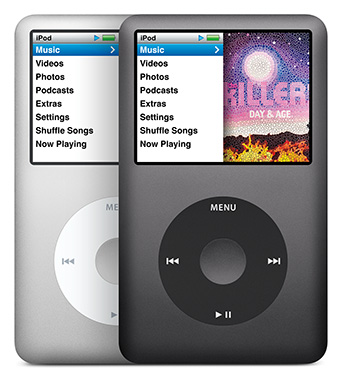 Design iPod Classic