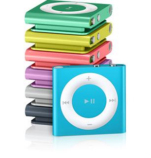 Design iPod Shuffle