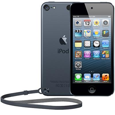 Noul design iPod touch