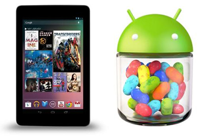 Sistem operare Nexus 7