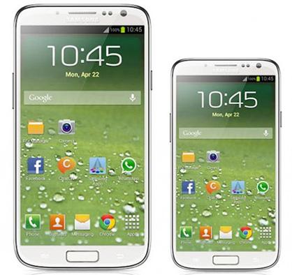 Design Galaxy S4 Mini